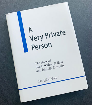 a very private person book cover